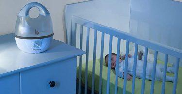 Pourquoi faut-il un humidificateur dans la chambre de bébé - image